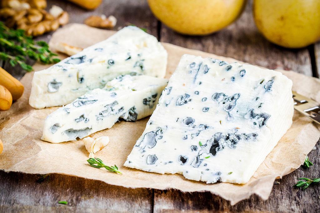 Salsa de queso Roquefort