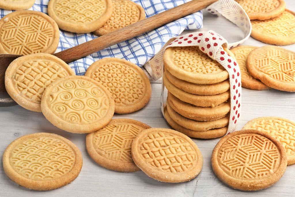 Galletas de mantequilla de arce