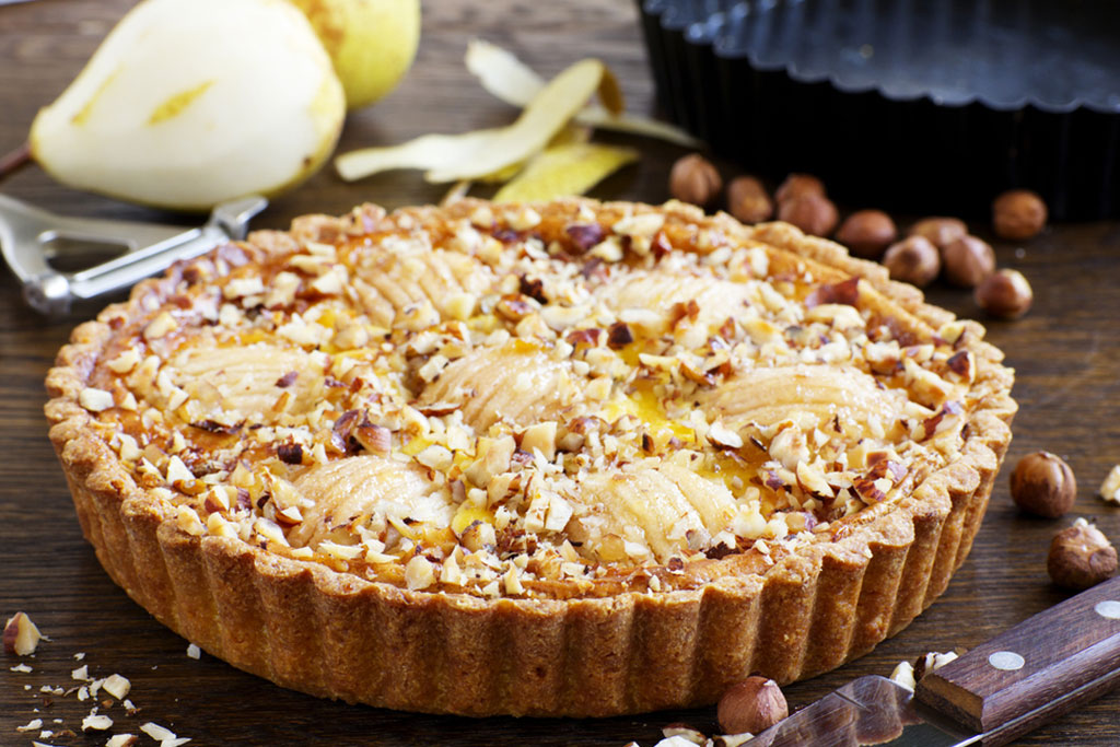 Tarta de nueces facil